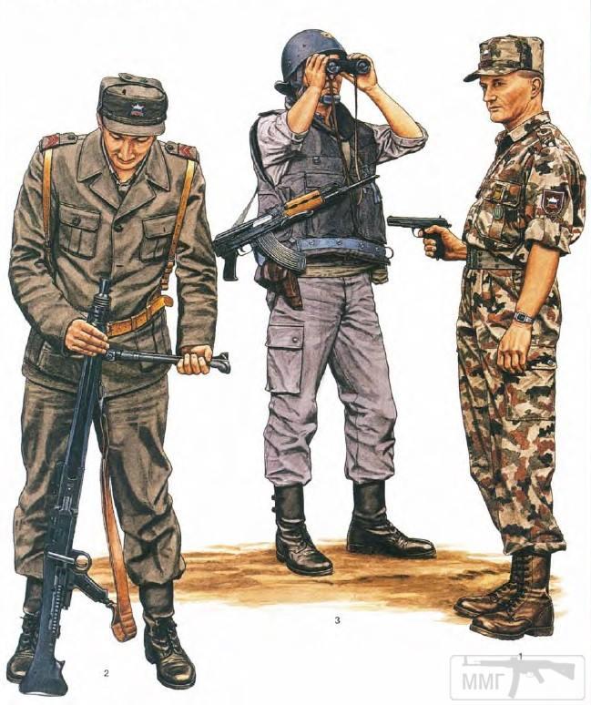 113004 - 1 майор ТО аэропорт Брник 2 десетник ТО 3 словенский полицейский