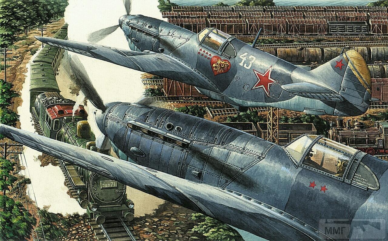 113043 - Художественные картины на авиационную тематику