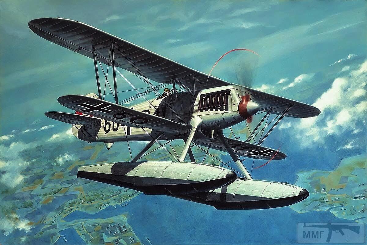 113044 - Художественные картины на авиационную тематику