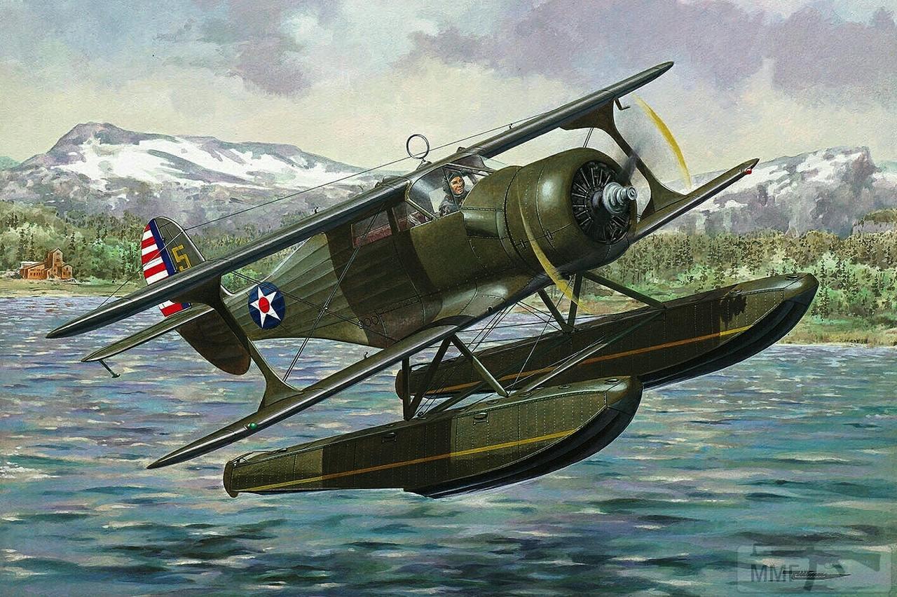 113045 - Художественные картины на авиационную тематику