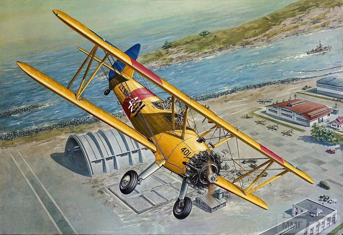 113046 - Художественные картины на авиационную тематику
