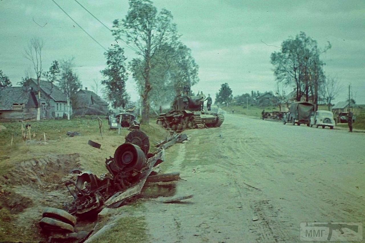 113067 - Военное фото 1941-1945 г.г. Восточный фронт.