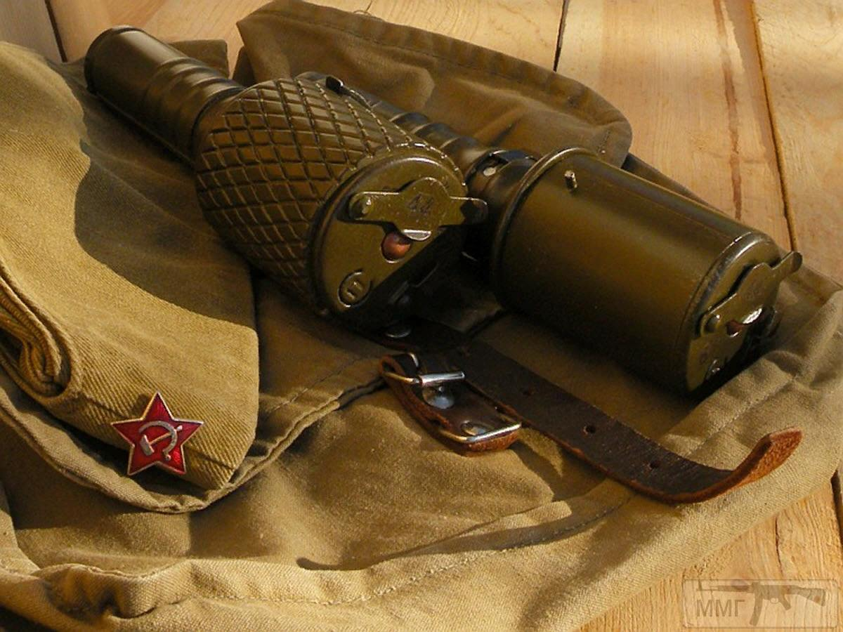 113072 - Гранаты РККА WW2