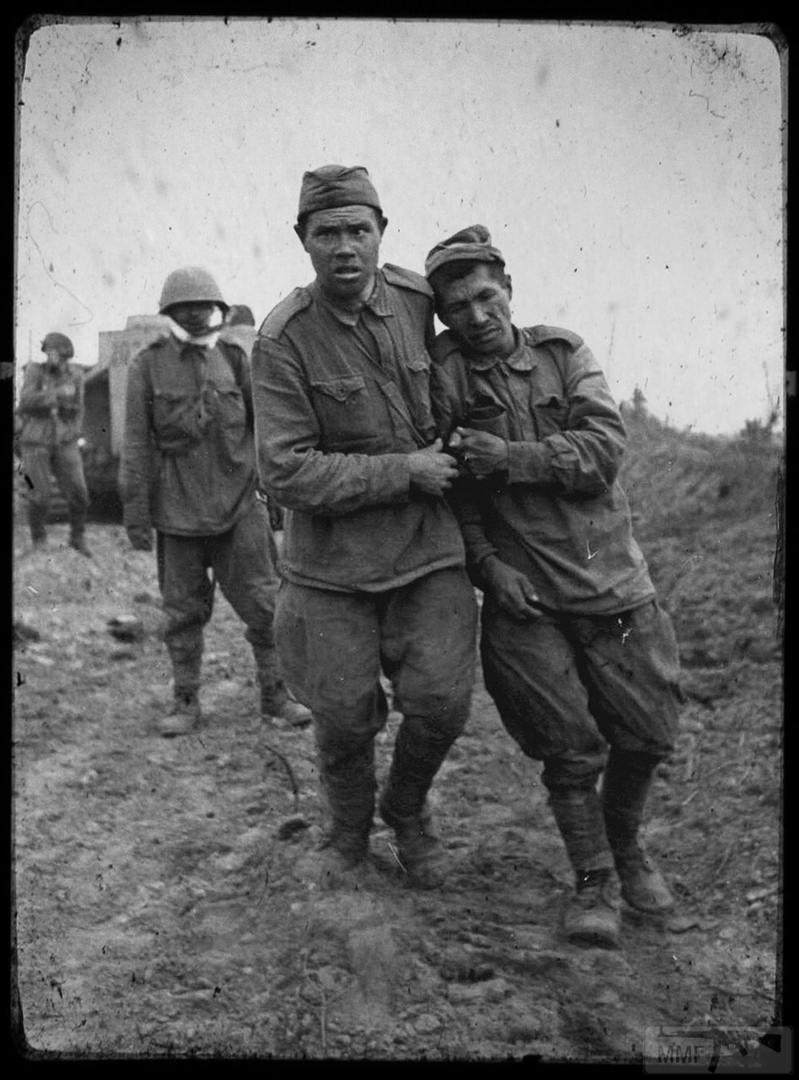 113087 - Военное фото 1941-1945 г.г. Восточный фронт.