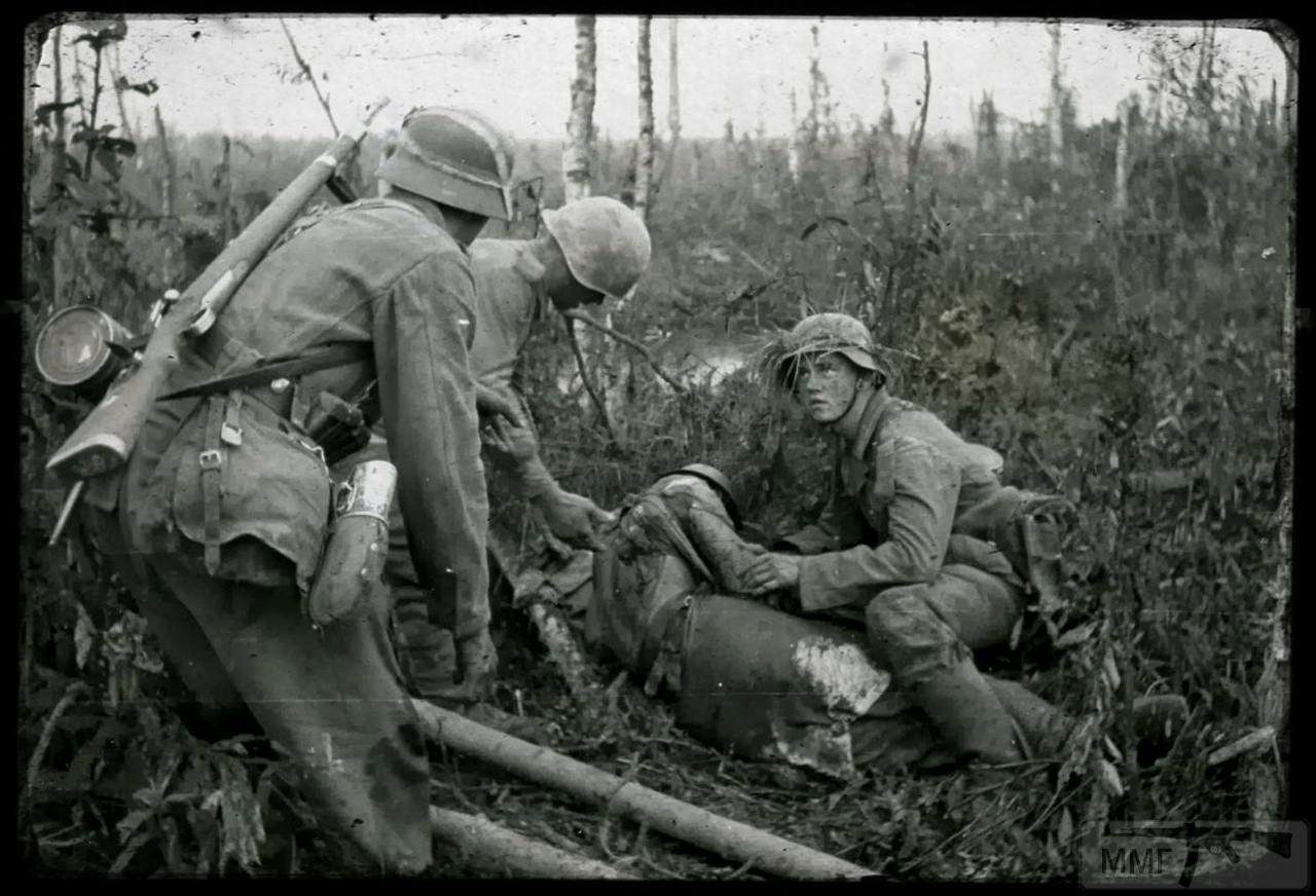113088 - Военное фото 1941-1945 г.г. Восточный фронт.