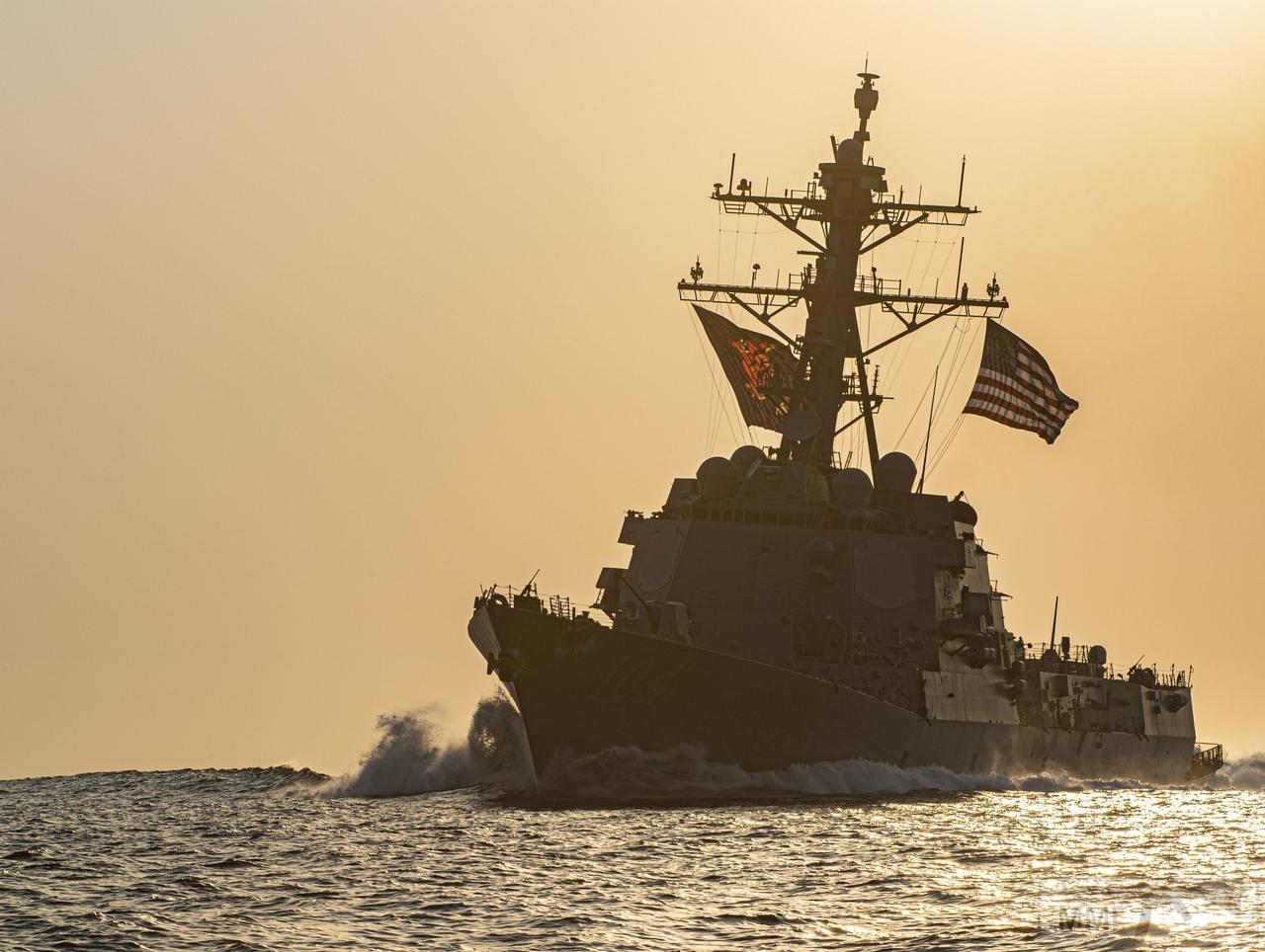 113095 - USS Sterett (DDG-104)