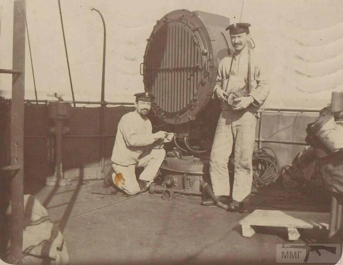 113348 - Прожектор броненосца SMS Arpad