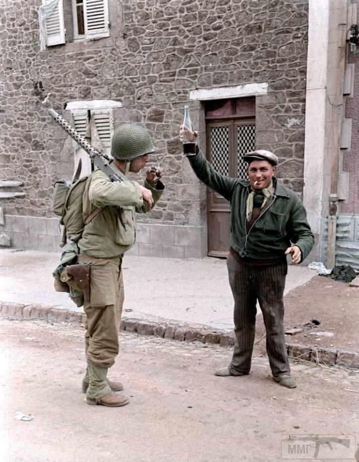 113507 - Военное фото 1939-1945 г.г. Западный фронт и Африка.