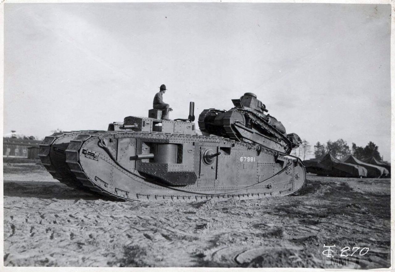 113515 - Танки Первой мировой
