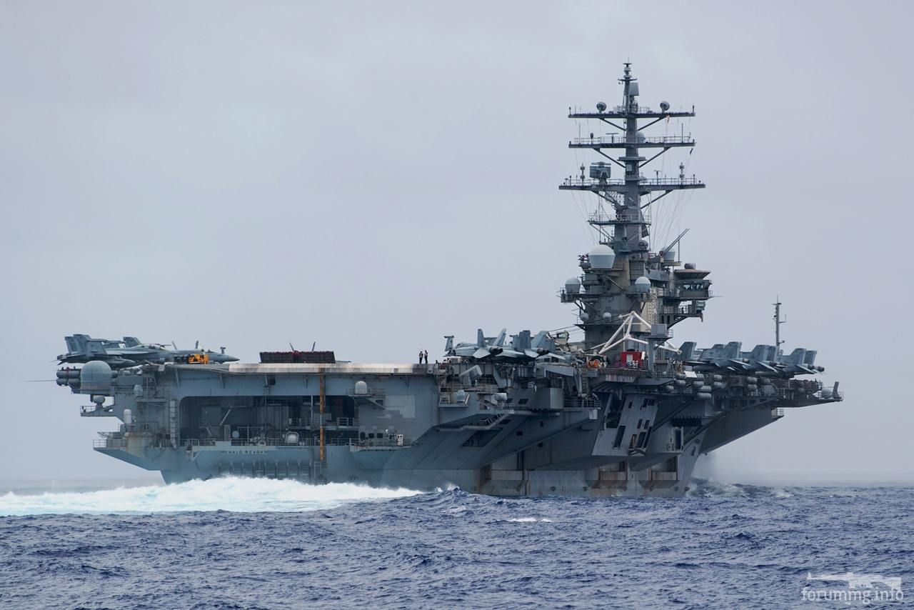 113607 - USS Ronald Reagan (CVN-76)