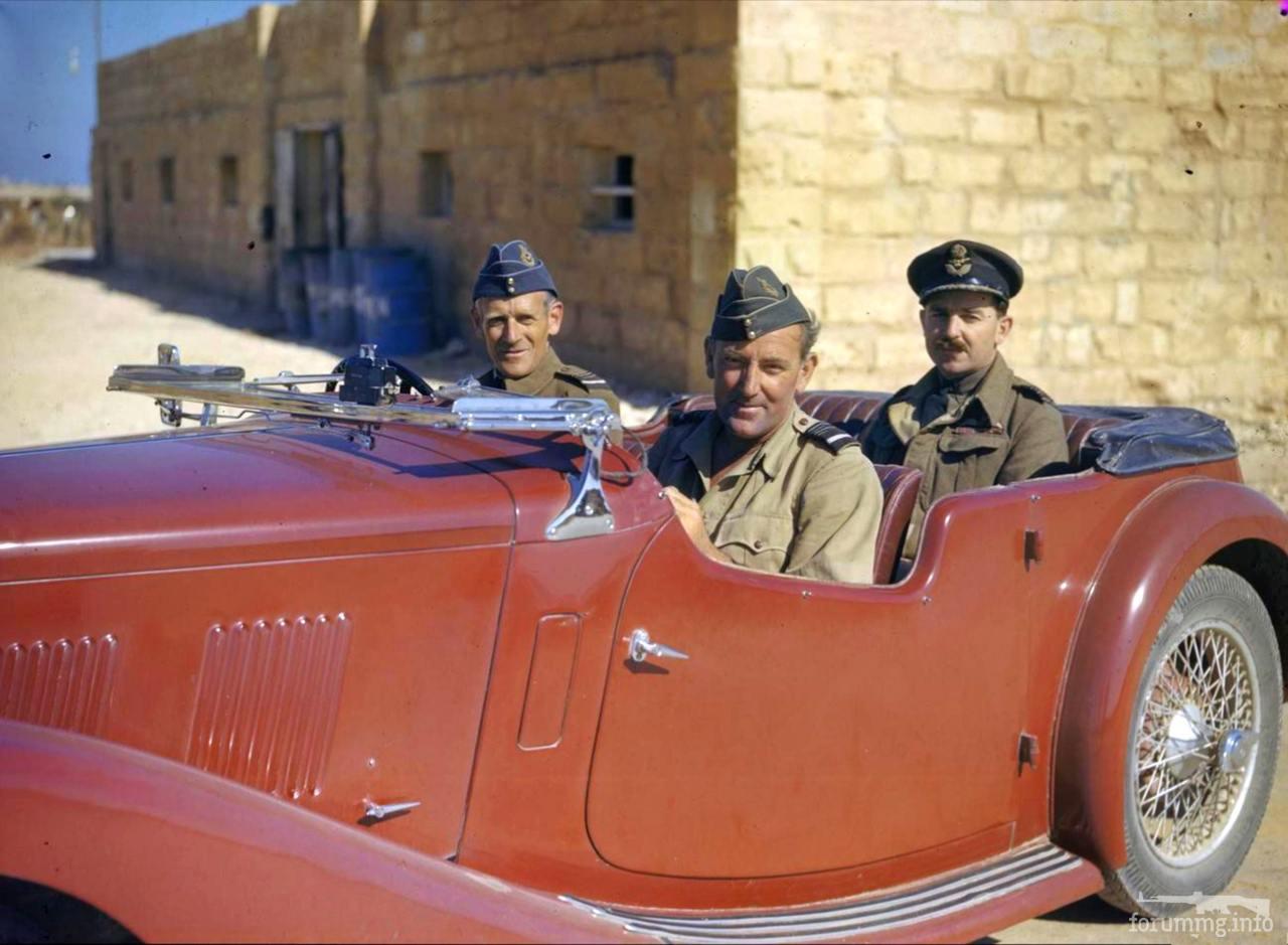 113609 - Военное фото 1939-1945 г.г. Западный фронт и Африка.