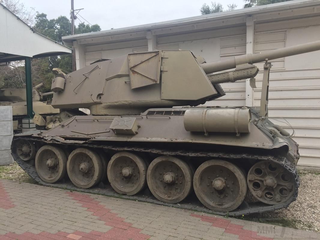 11363 - Послевоенное использование советской бронетехники WW2