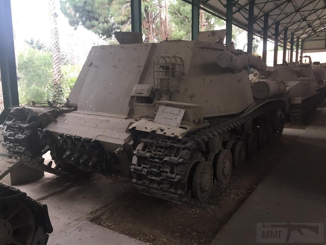 11365 - Послевоенное использование советской бронетехники WW2
