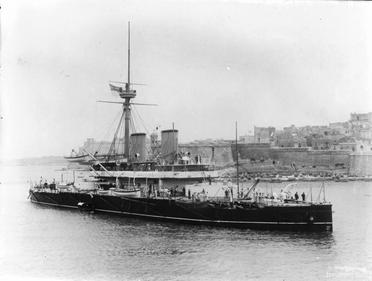 113652 - Броненосцы, дредноуты, линкоры и крейсера Британии