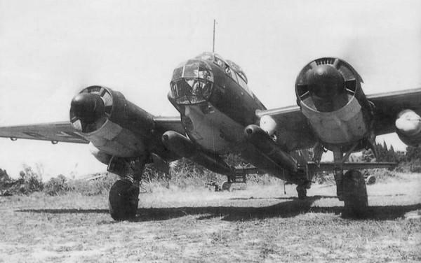 11366 - Самолеты Luftwaffe
