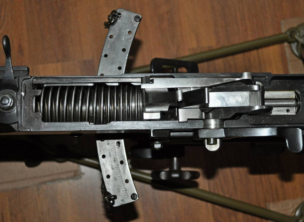 1137 - Пулемет Шварцлозе мод VZ29