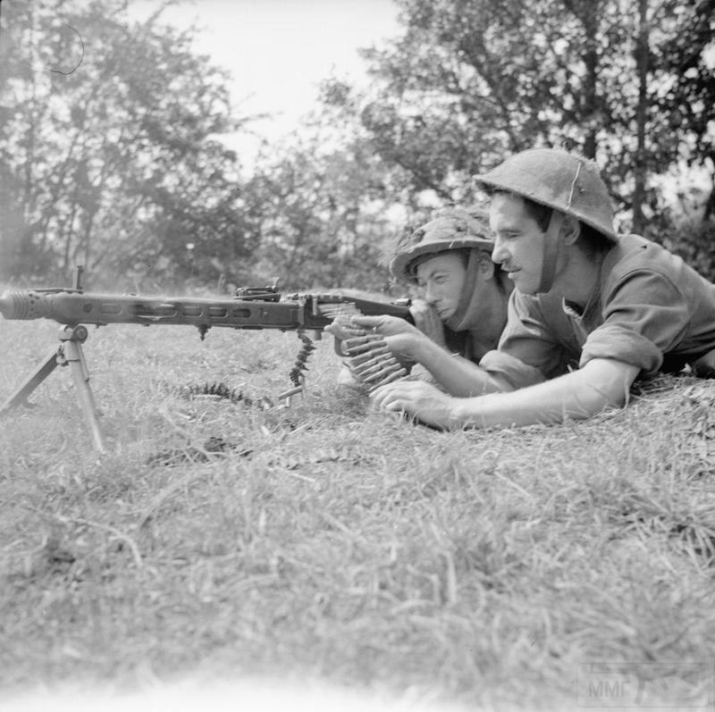 11370 - MG-42 Hitlersäge (Пила Гитлера) - история, послевоенные модификации, клейма...