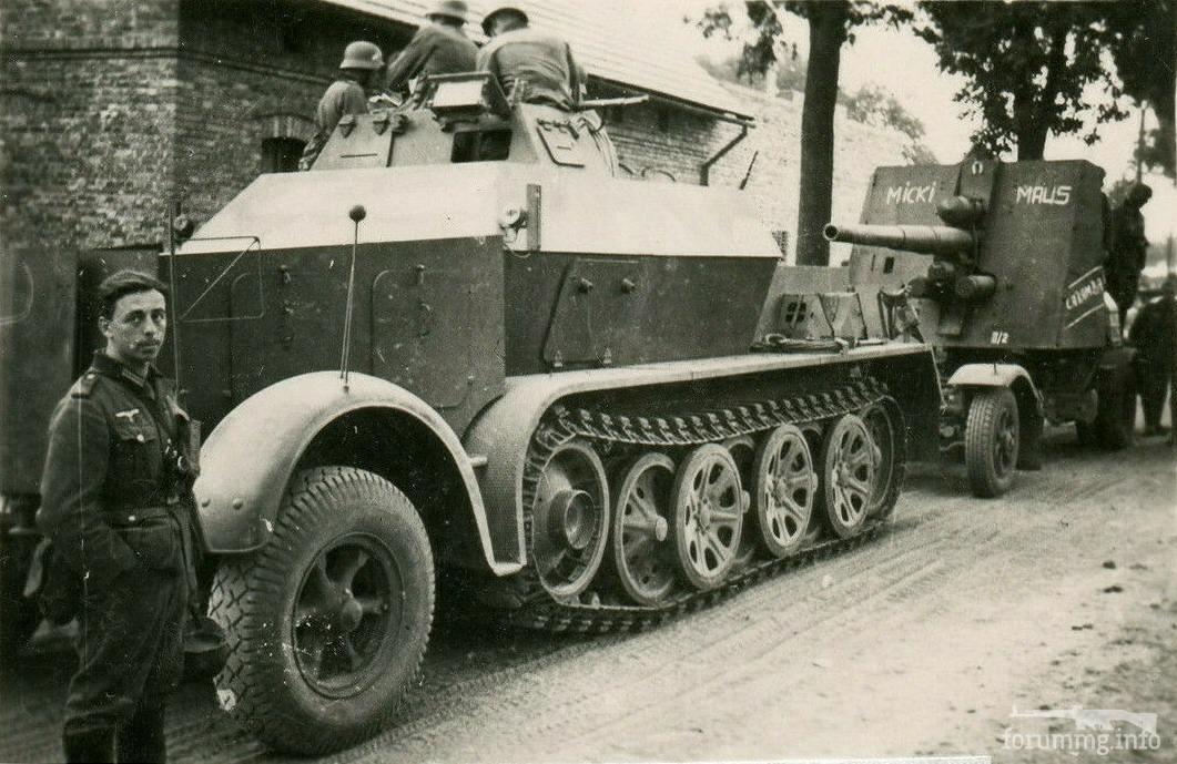 113707 - Раздел Польши и Польская кампания 1939 г.