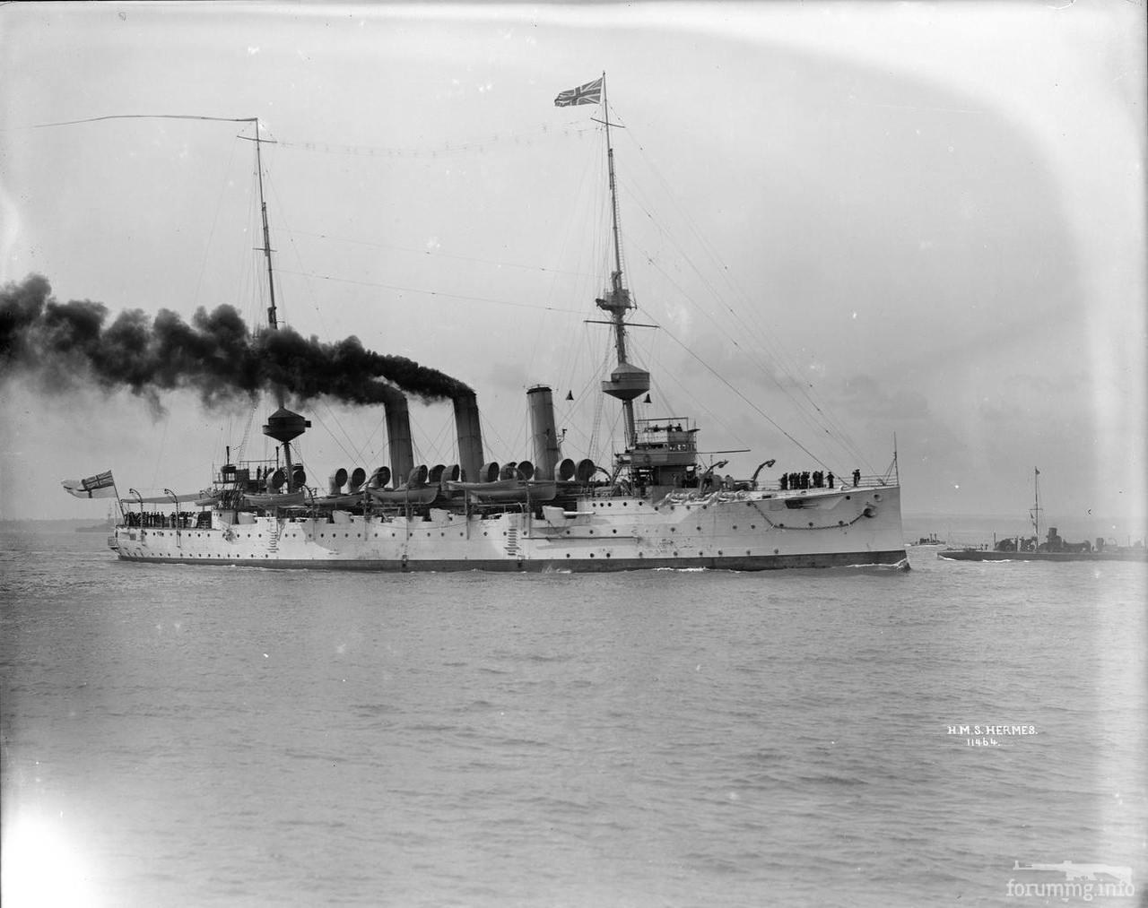 113716 - HMS Hermes