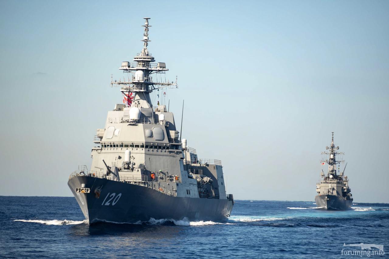 113718 - Эсминцы Shiranui (DD-120) и Makinami (DD-112)