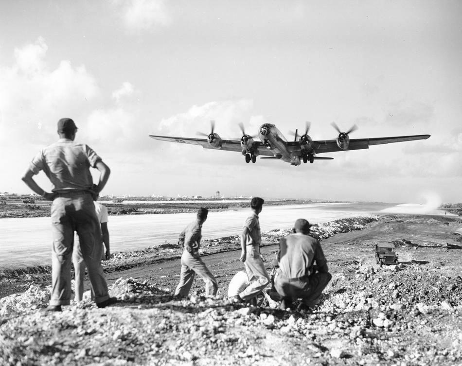 11372 - Стратегические бомбардировки Германии и Японии