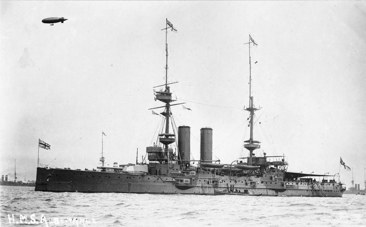 113741 - HMS Albemarle