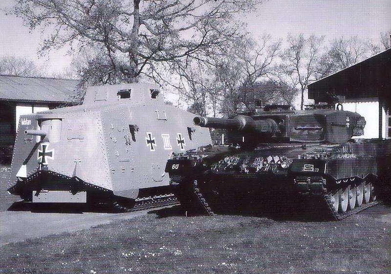 11377 - Танки Первой мировой