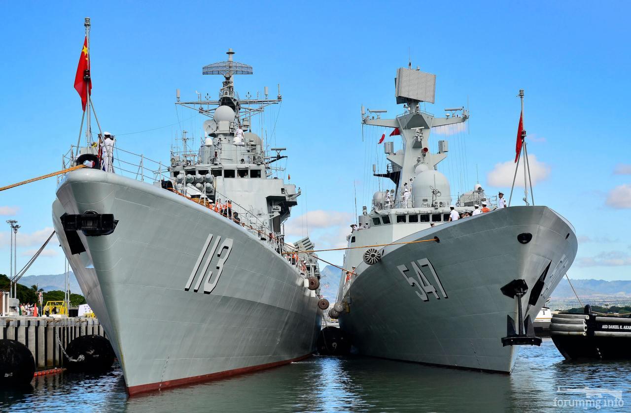 113978 - Современные китайские ВМС
