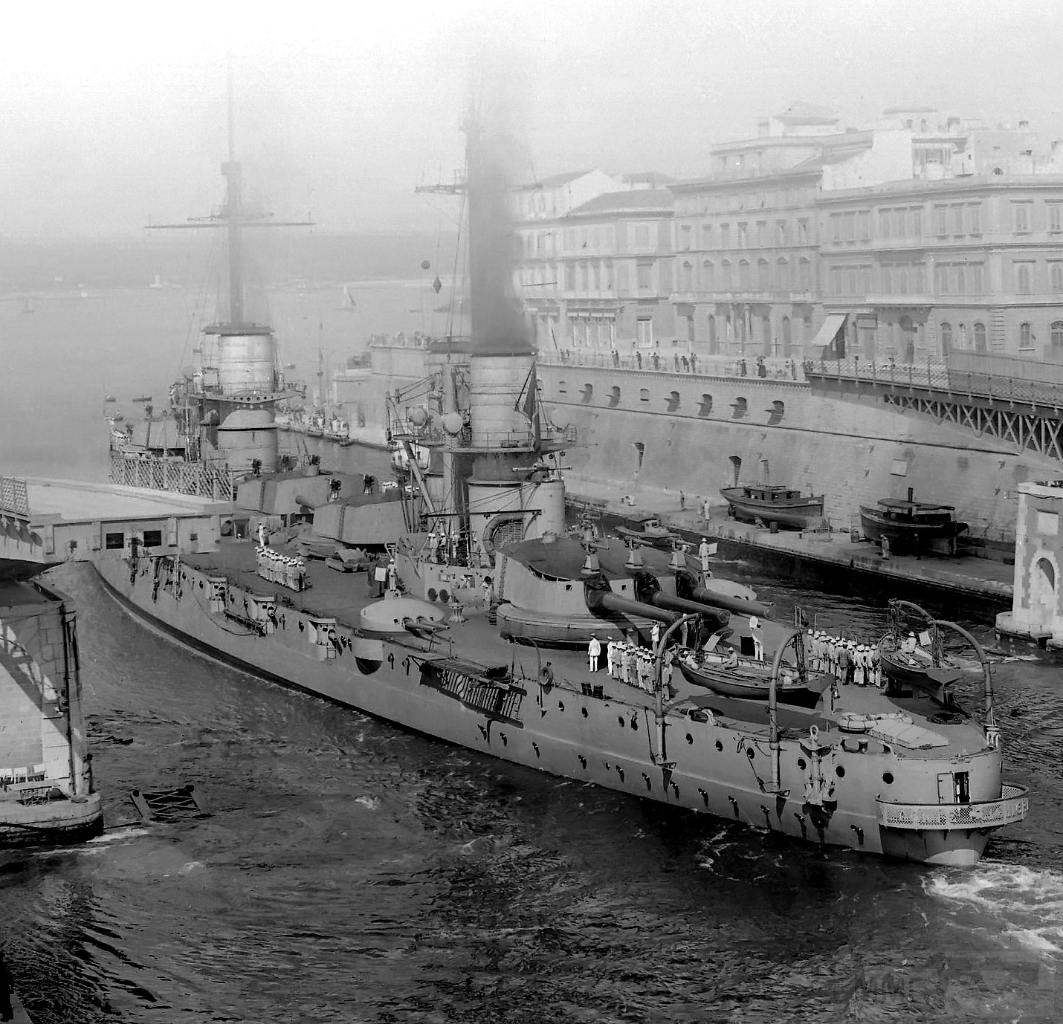 11403 - Regia Marina - Italian Battleships Littorio Class и другие...