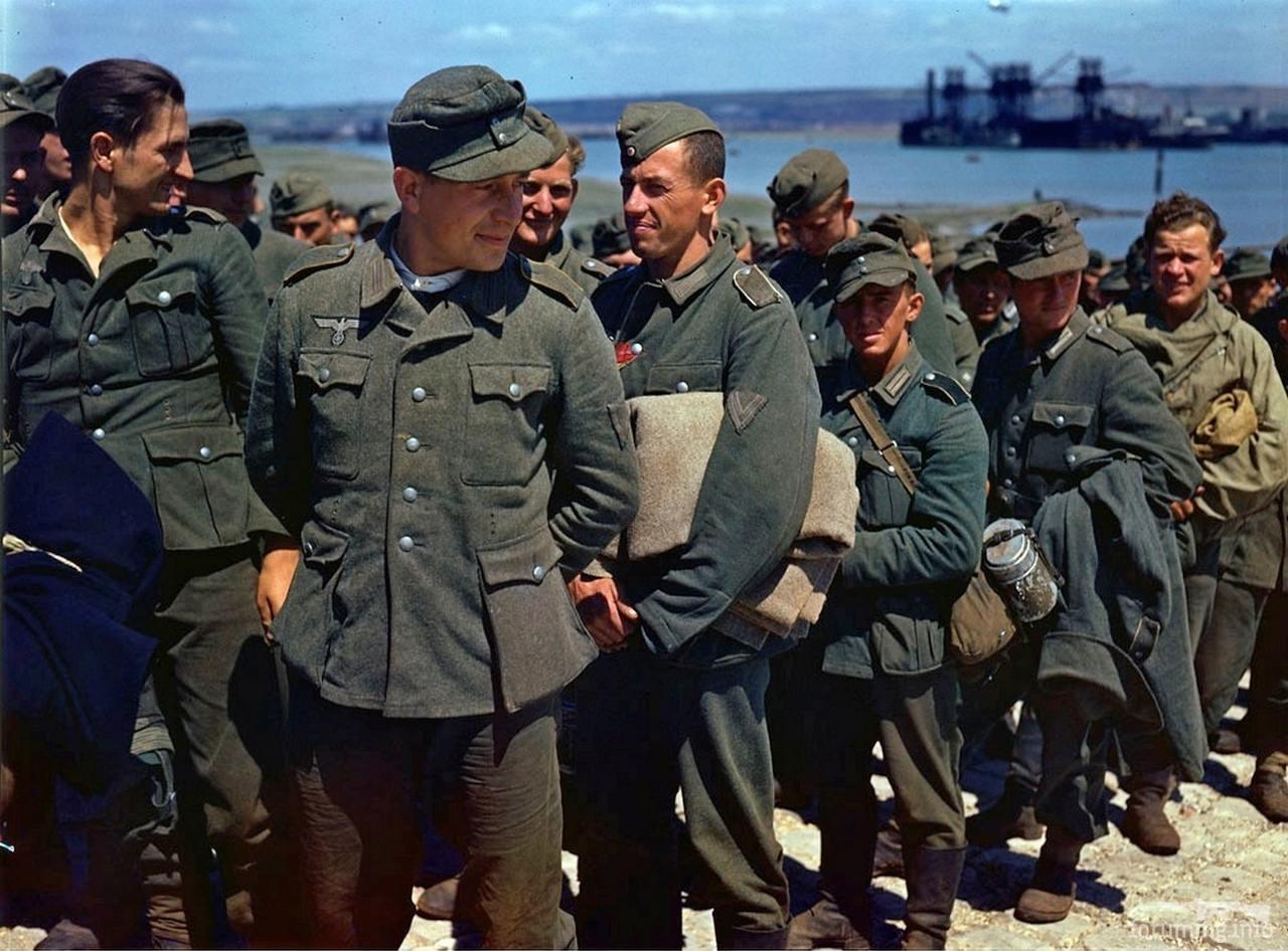 114078 - Военное фото 1939-1945 г.г. Западный фронт и Африка.
