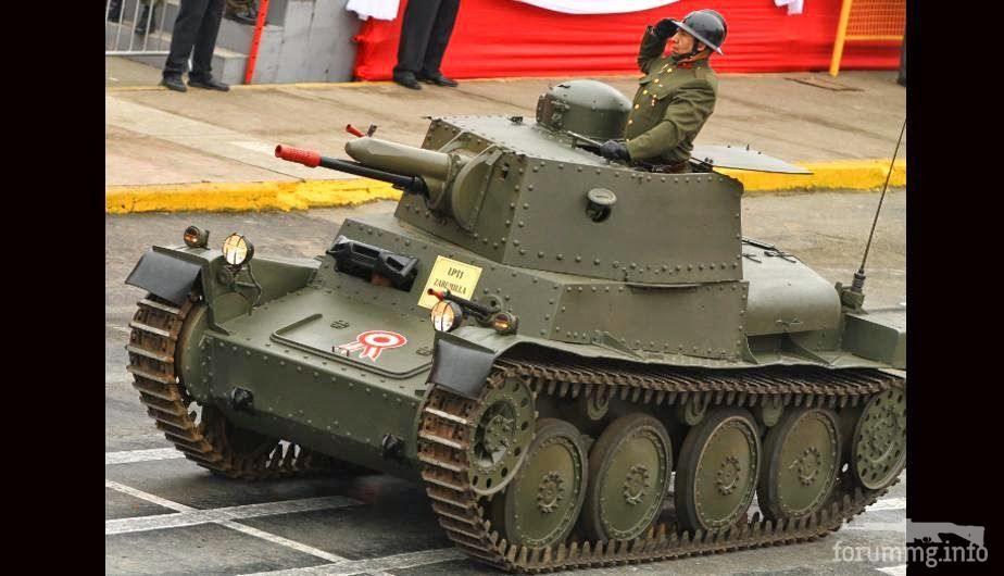 """114090 - Служба немецких """"коробочек"""" после войны..."""
