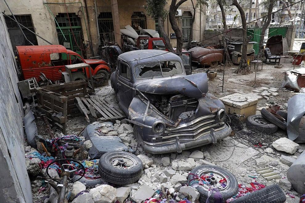 11419 - Сирия и события вокруг нее...
