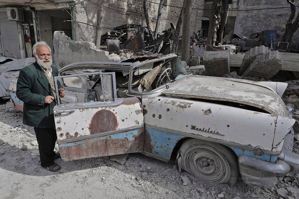 11421 - Сирия и события вокруг нее...
