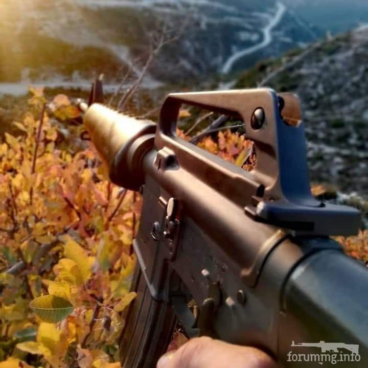 114403 - Семейство Armalite / Colt AR-15 / M16 M16A1 M16A2 M16A3 M16A4