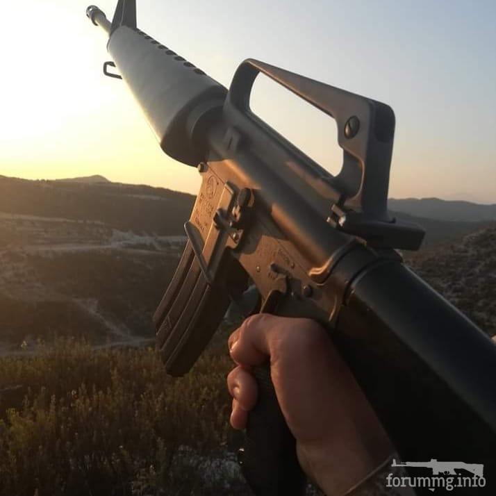 114405 - Семейство Armalite / Colt AR-15 / M16 M16A1 M16A2 M16A3 M16A4
