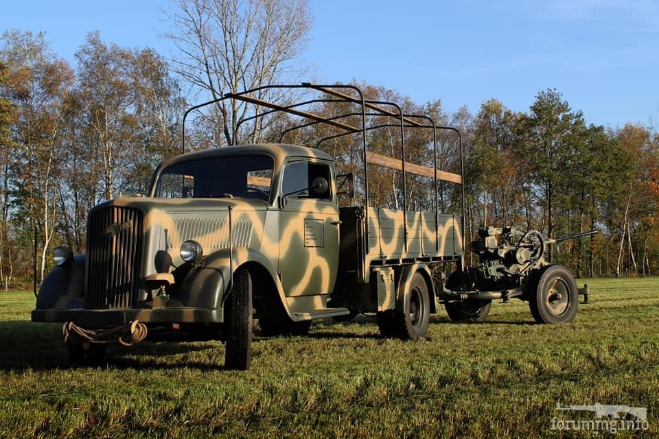 114461 - Грузовые и спец.автомобили Третьего рейха