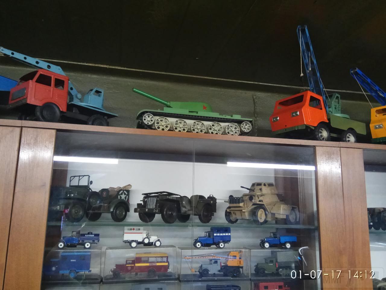 11451 - Музей техники Фаэтон в г. Запорожье