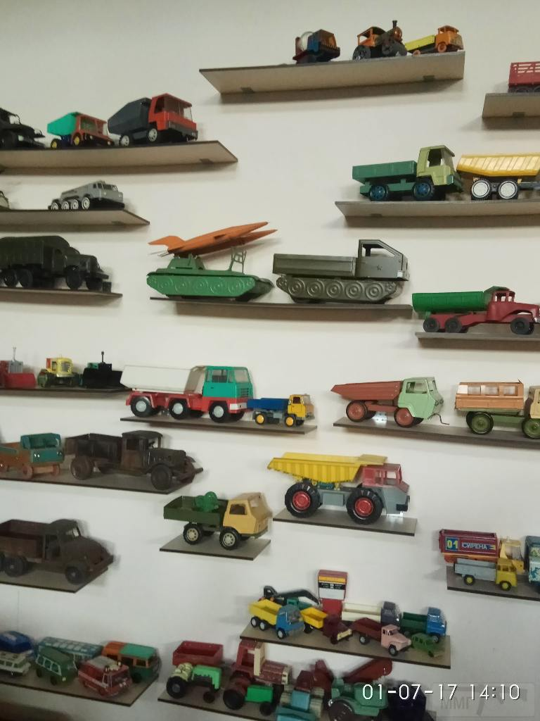 11457 - Музей техники Фаэтон в г. Запорожье