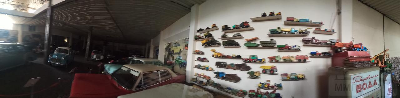 11459 - Музей техники Фаэтон в г. Запорожье