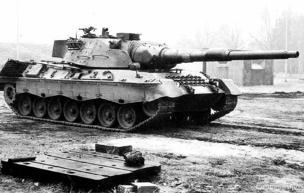 114625 - Современные танки