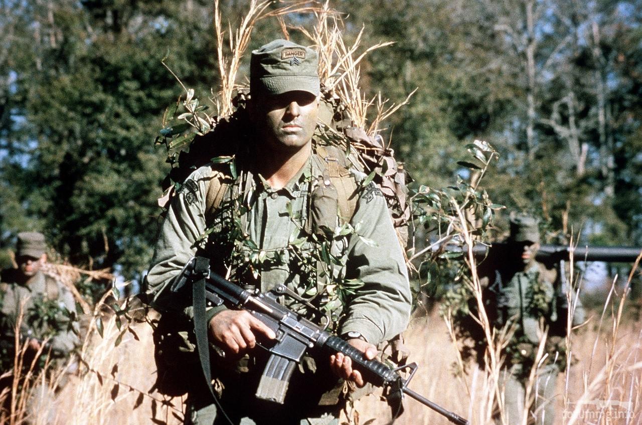 114626 - Семейство Armalite / Colt AR-15 / M16 M16A1 M16A2 M16A3 M16A4