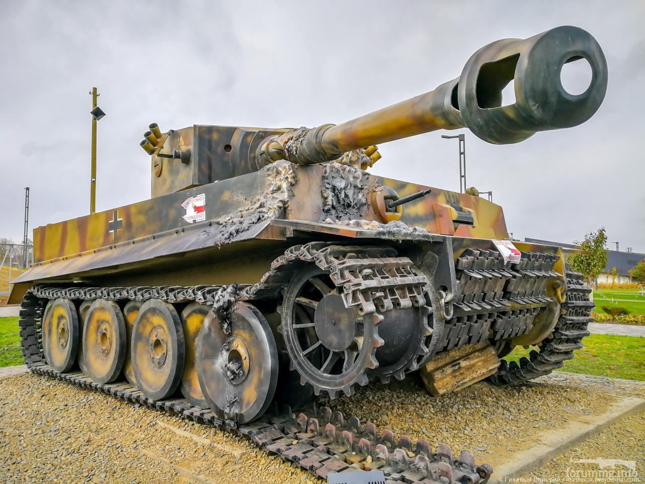 114762 - Деревянный танк