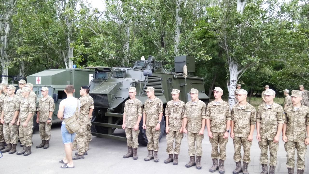 11503 - Военно-Морские Силы Вооруженных Сил Украины