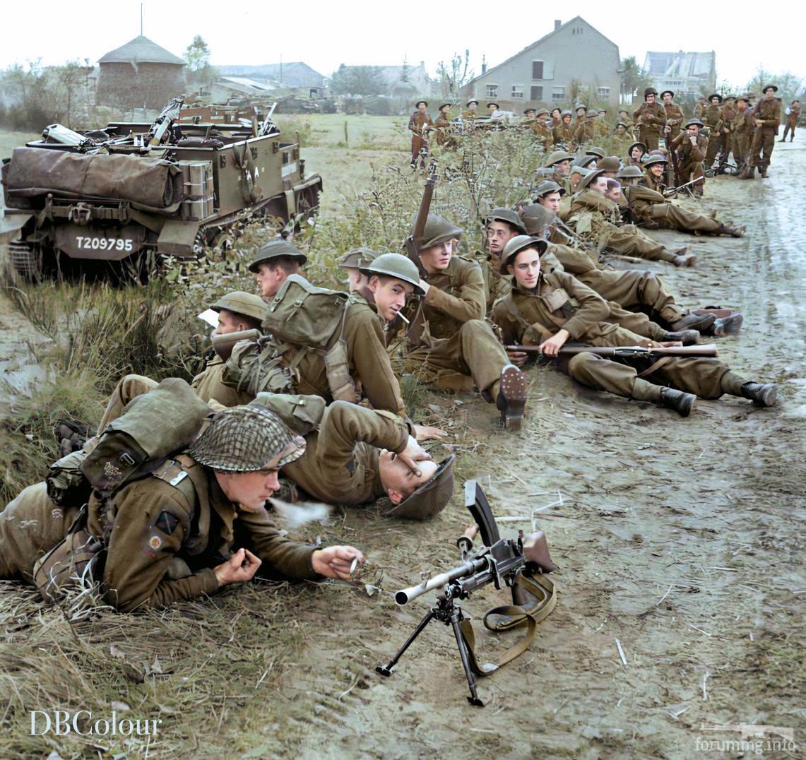 115155 - Военное фото 1939-1945 г.г. Западный фронт и Африка.