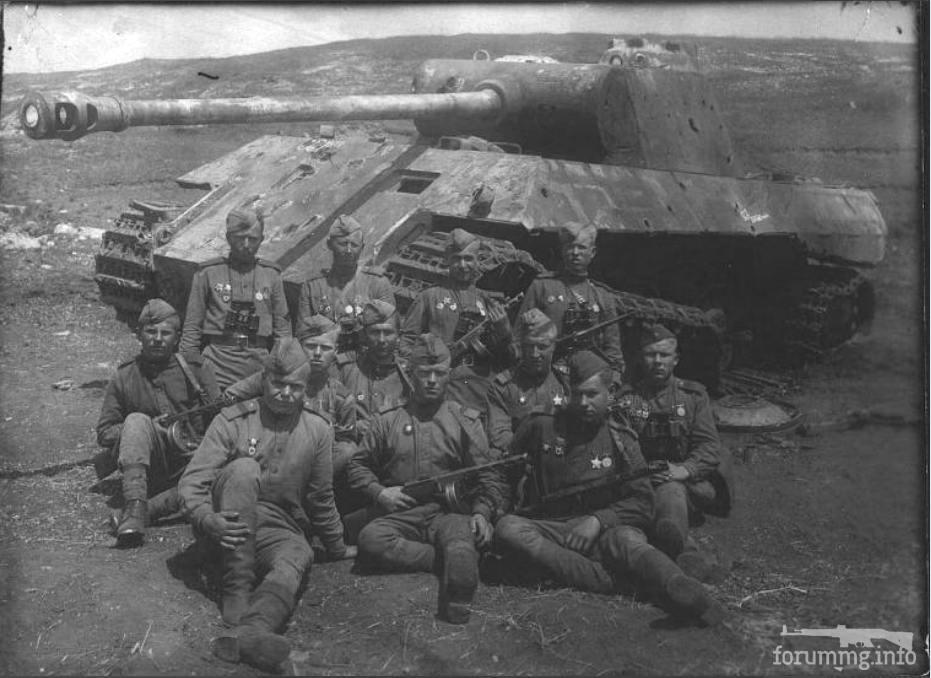 115285 - Военное фото 1941-1945 г.г. Восточный фронт.