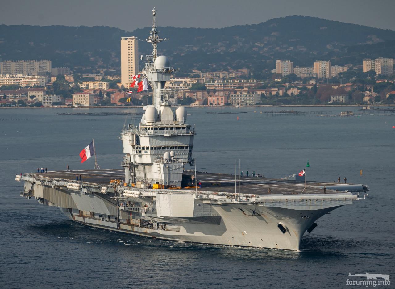 115295 - Авианосец Charles de Gaulle (R91)