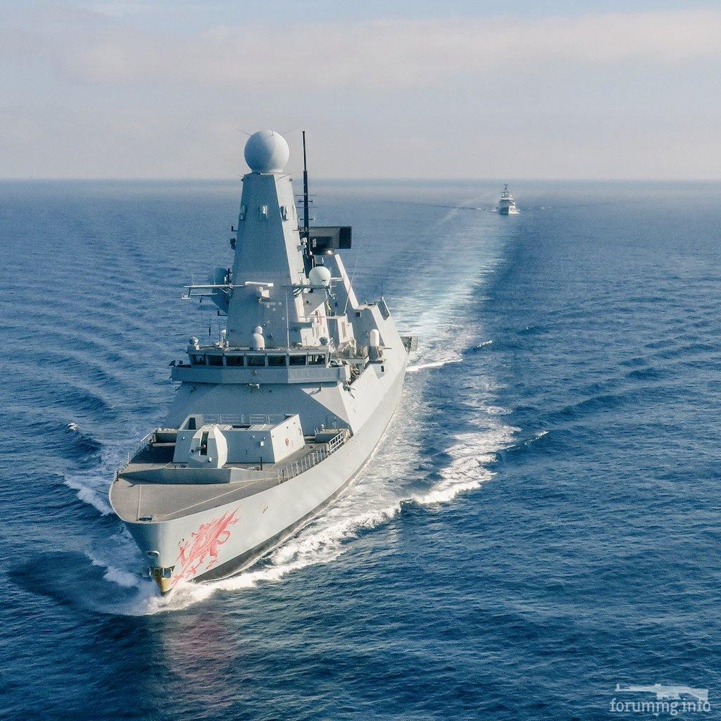 115298 - HMS Dragon (D35)