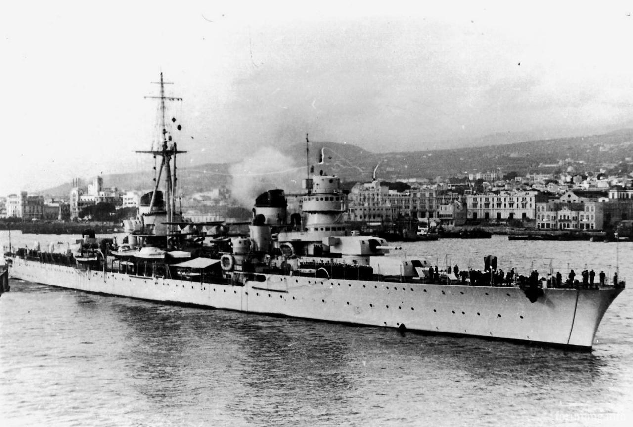 115309 - Легкий крейсер Eugenio di Savoia