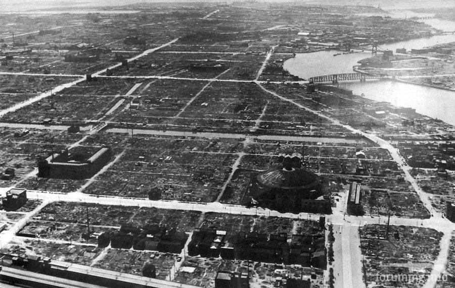 115332 - Стратегические бомбардировки Германии и Японии