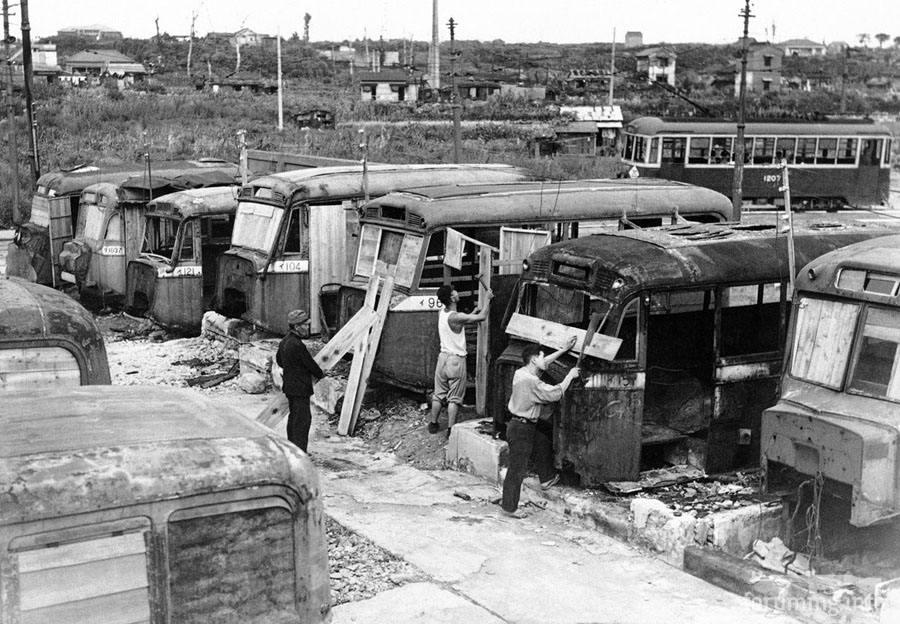 115334 - Стратегические бомбардировки Германии и Японии